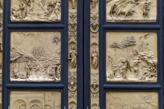 Paradiespforte Baptisterium Detail