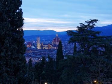 Piazzale Michelangelo Florenz