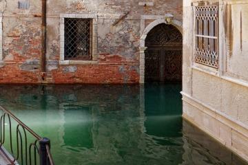 Venedig ruhige Ecke