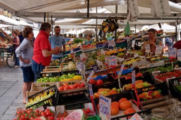 Padova Piazza della Frutta2