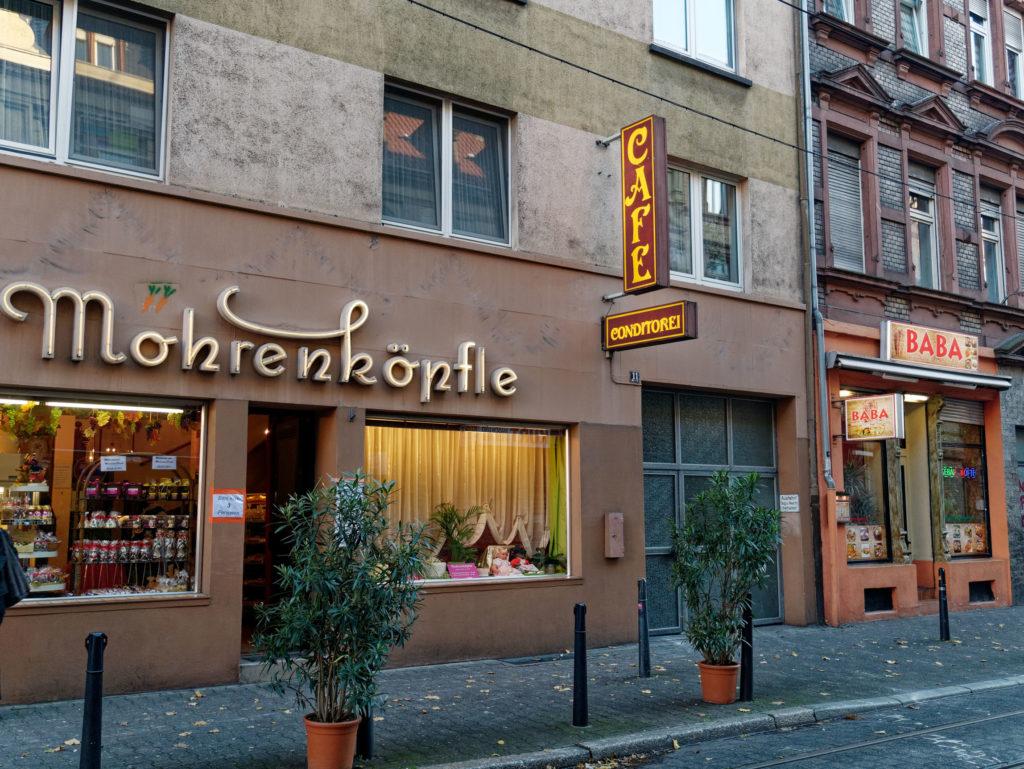 Café Mohrenköpfle