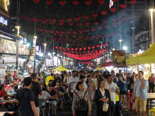 Bukit Bintang Jalan Alor