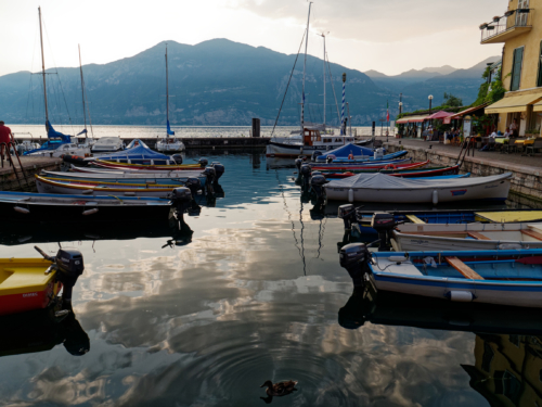 Castelletto Hafen