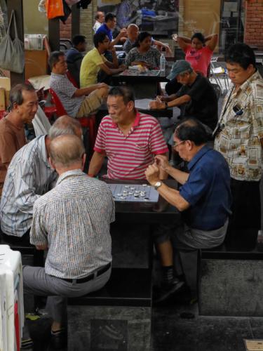 Chinatown Complex Zeitvertreib