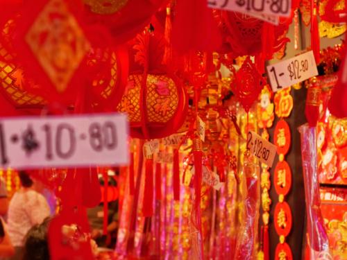 Chinatown Geschäft