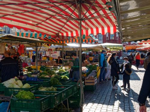 Mannheim Wochenmarkt