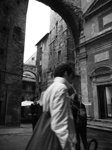 Perugia Arco di Via delle Volte