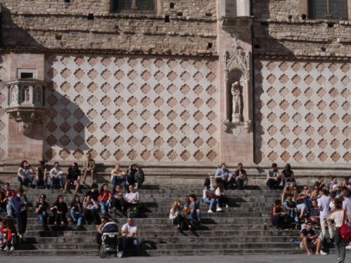 Perugia Domtreppe