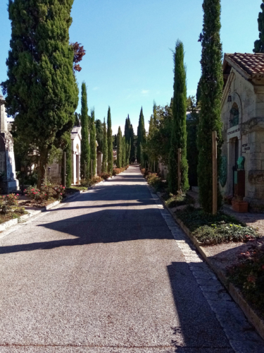 Perugia Friedhof