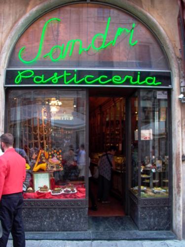 Perugia Pasticceria Sandri