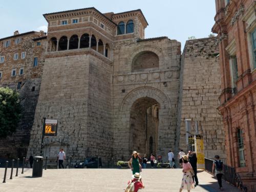 Perugia Porta Etrusca