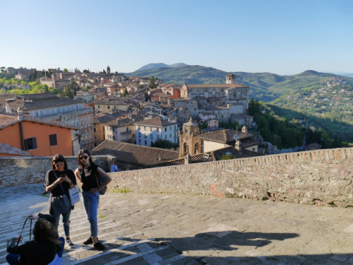 Perugia Porta Sole