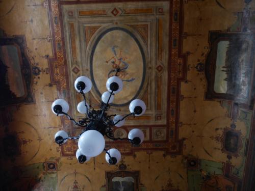 Perugia Wartesaal