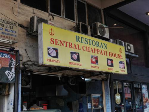 Sentral Chappati