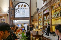 Bar San Firenze (abends eine Shisha-Bar!)