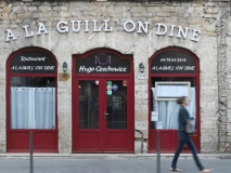 A la Guill' on dine