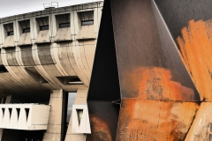 Brutalismus Lyon