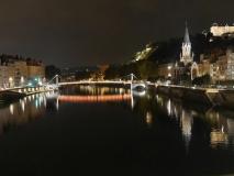 Stadt der Lichter  -  Lyon