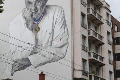 Wandmalerei Lyon