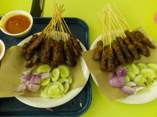 Bedok Corner Satay