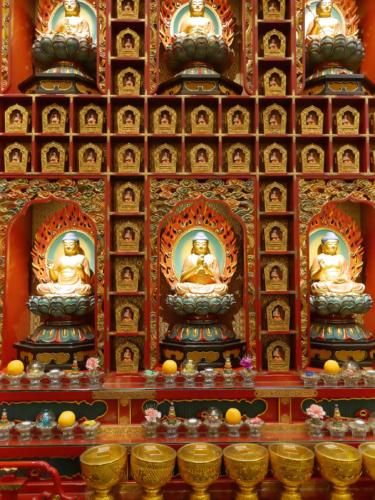 Buddhazahn Tempel