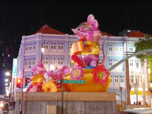 Chinatown - Das Jahr der Ratte beginnt
