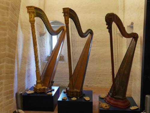 Harfen