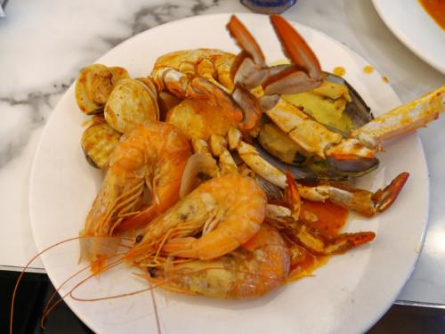 Meeresfrüchte Landmark Restaurant