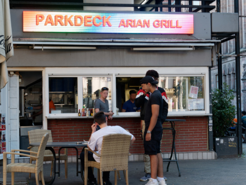 Parkdeck Grill