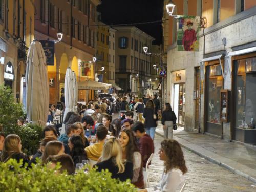 Parma ausgehen