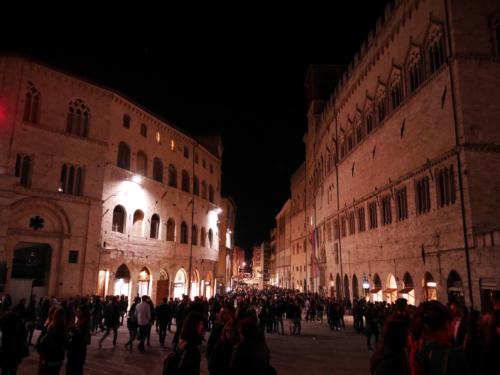 Perugia Corso Vannucci