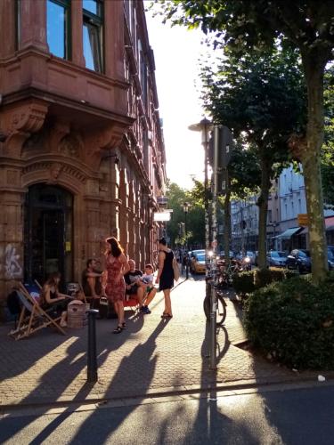 Saarbrücken Nauwieser Viertel